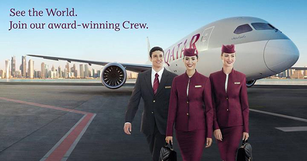 Qatar Airways u potrazi za kabinskim osobljem: Intervjui ove sedmice u Sarajevu!