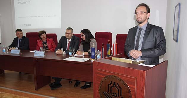 EU Twinning projekat: Radionica sa visokoškolskim ustanovama u BiH