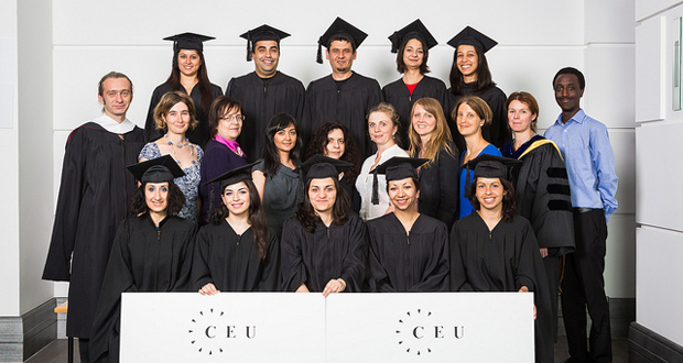 Central European University: Roma Graduate Preparation Program 2014-2015 [ENG]