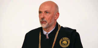 Rektor Univerziteta u Sarajevu, prof. dr. Muharem Avdispahić; Foto: Ekran.ba