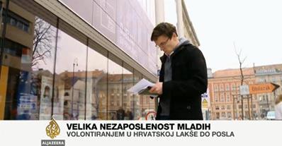 Hrvatska treća po nezaposlenosti mladih u EU [VIDEO]