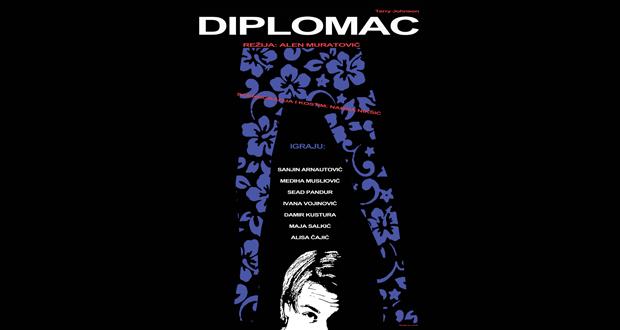 """Predstava """"Diplomac"""" po treći put na sceni SARTR-a"""