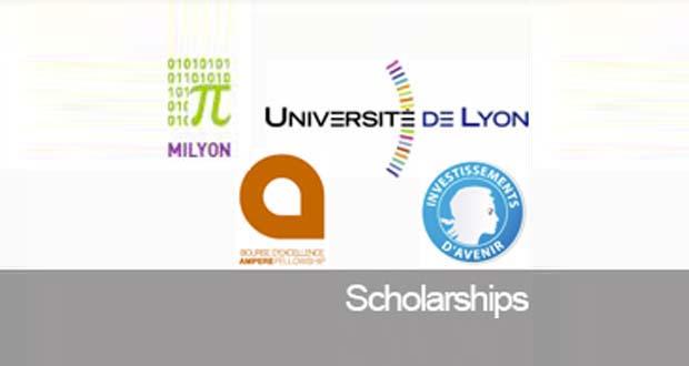 Ampere stipendije na ENS de Lyon za akademsku 2014/15. godinu