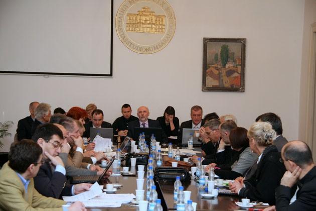 UNSA: Održana 6. sjednica Senata