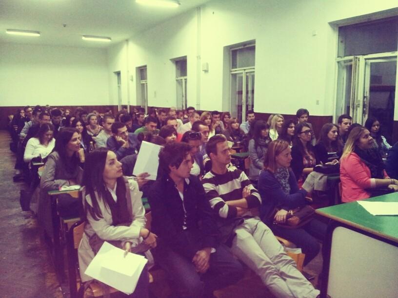 PFSA UNSA: Održana Redovna skupština Udruženja studenata