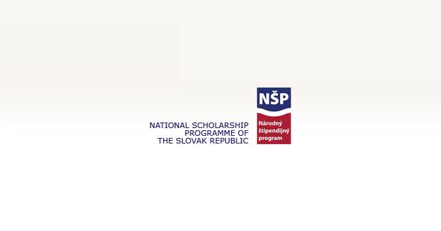 Stipendije Slovačke Republike za akademsku 2016/17. godinu