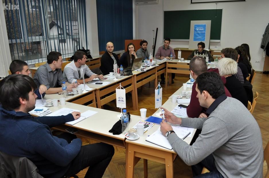 Prva regionalna konferencija fakulteta političkih nauka; Foto: Nedim Grabovica/Klix.ba