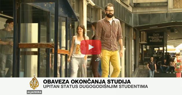 """Studenti """"predbolonjskog"""" sistema studija u Srbiji u panici da ne ostanu bez diploma [VIDEO]"""