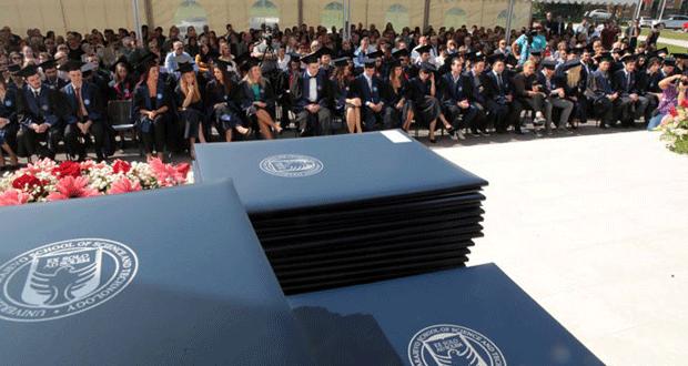 SSST promovirao šestu generaciju diplomanata