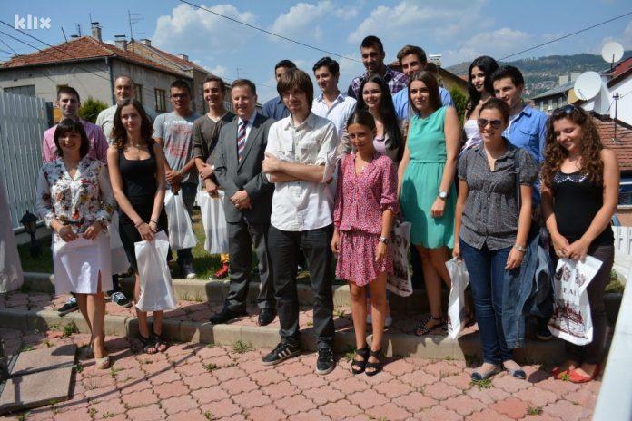 Stipendije za 16 bh. studenata za studij u Češkoj; Foto: Nedim Grabovica/Klix.ba