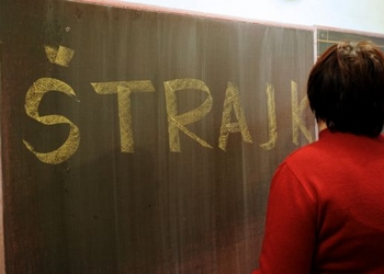 KS: Pripreme za štrajk prosvjetnih radnika počinju već 28. marta