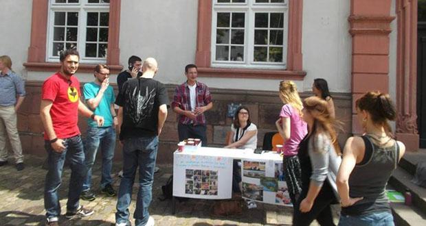 Heidelberg: Studenti iz BiH, Srbije i Hrvatske ujedinjeni u prikupljanju pomoći za region