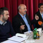 Konferencija za medije u Sarajevu; Foto: Davorin Sekulić, Klix.ba