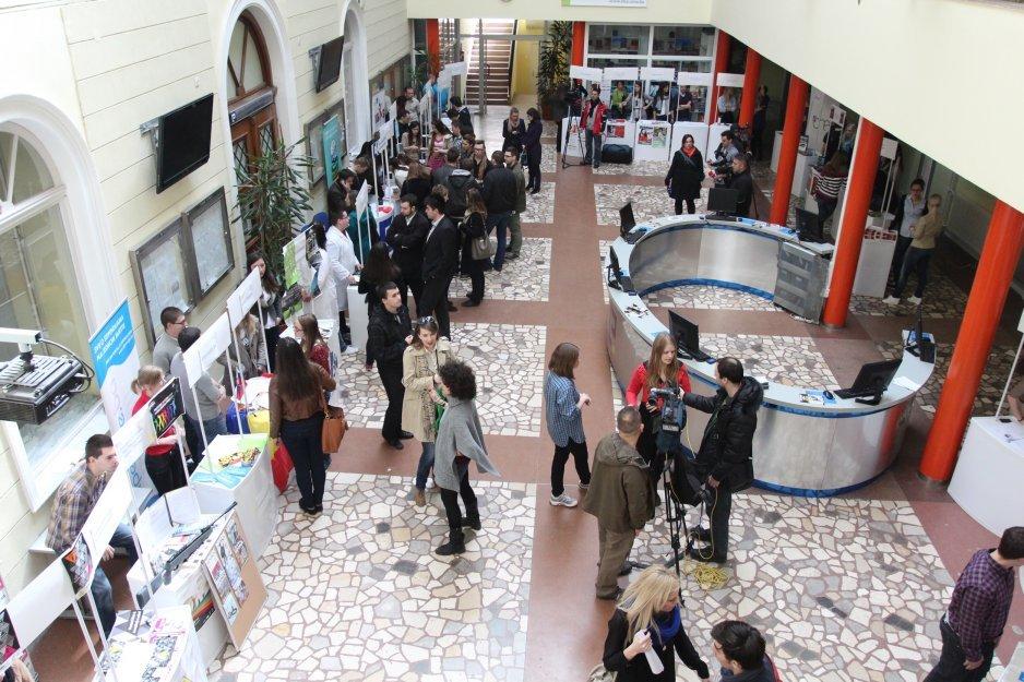 UNSA: Održan Studentski sajam