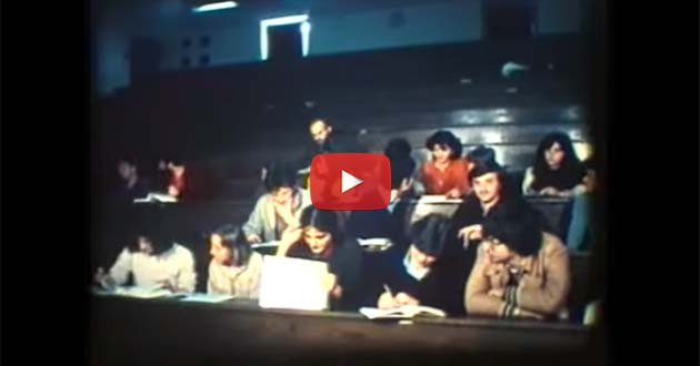 Pogledajte prilog o Studentskom domu Stjepan Radić Zagreb iz 1981. godine [VIDEO]