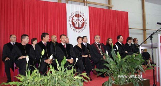 Foto: Svečana akademija prijema 39. generacije brucoša u akademsku zajednicu