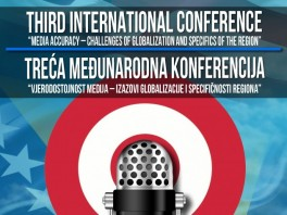 FPN UNSA: Konferencija o vjerodostojnosti medija