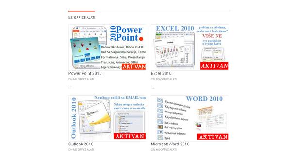 O.C.E. Creativa: Besplatni kursevi informatike za sve bh. studente