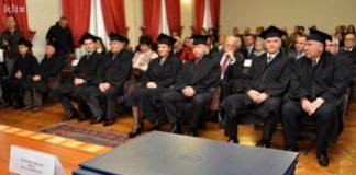Promocija doktora nauka u rektoratu UNSA; Foto: Nedim Grabovica/Klix.ba