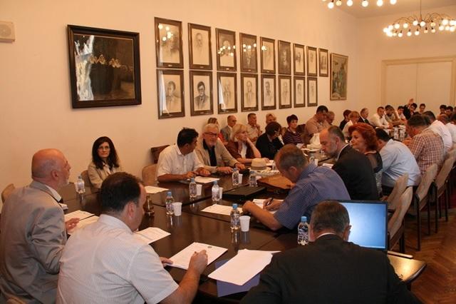 12. sjednica Senata Univerziteta u Sarajevu; Foto: UNSA.ba