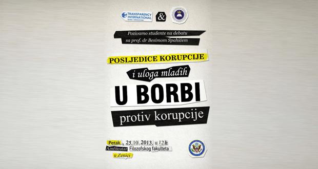 UNZE: Poziv studentima na debatu sa prof. dr. Besimom Spahićem