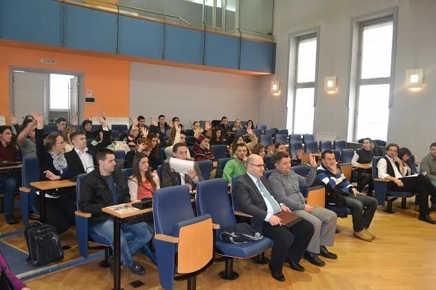 Konstituirano Vijeće mladih Kantona Sarajevo