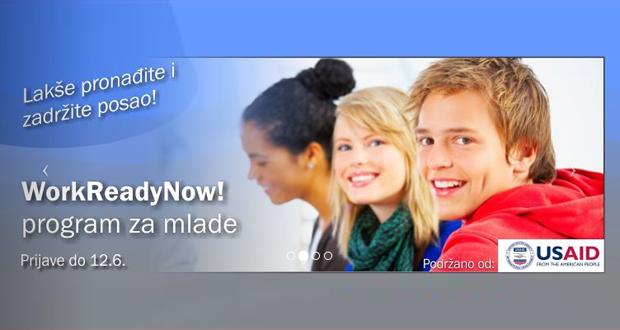 INTERA TP: Prijavite se na program obuke za mlade nezaposlene osobe – Work Ready Now!